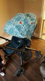 Mamas and papas donna wilson pushchair