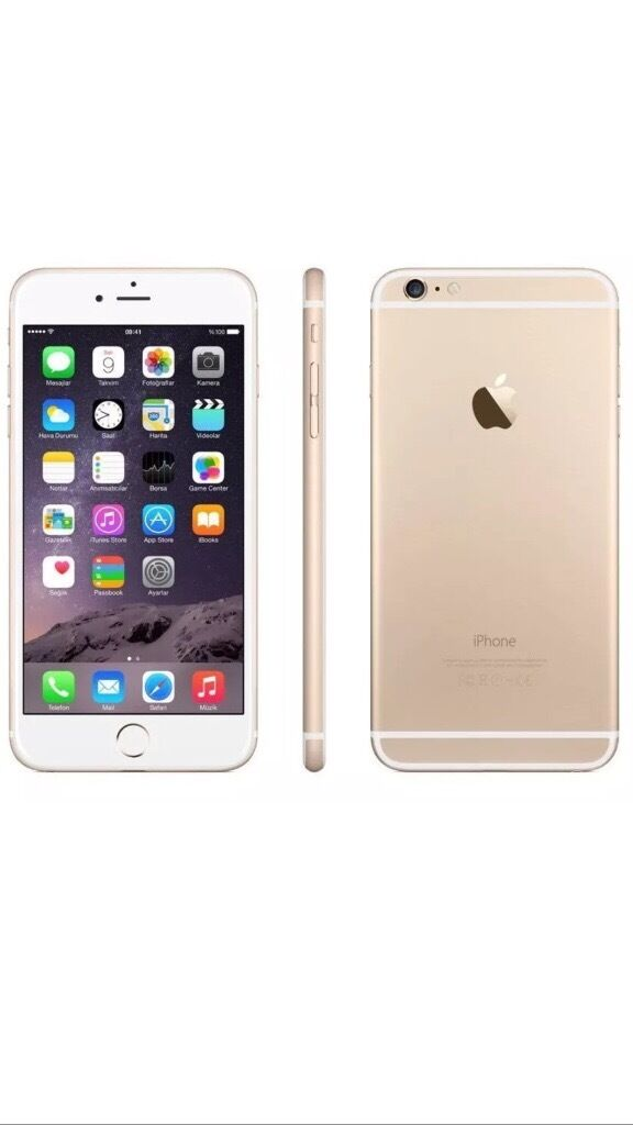 iPhone 6 plus 128 gbin Camden, LondonGumtree - iPhone 6 Plus 128 gb, gold colour , like new condition, cost more than £700 new No timewaster please £420 Tel 07784273611