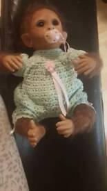 Linda Murray clementine doll