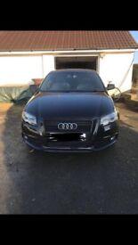 Audi A3 2.0 TDI S-Line Black Edition
