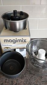 Magimix Bowls And press-puree, Bread Moule For 5200xL