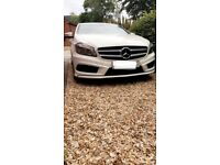 Mercedes A180 CDI AMG Sport in great condition. 1.5 turbo diesel with full service history.