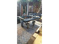 HEAVY DUTY POTS STAND/MOVER