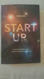Start Up by Inge Hill (Book)