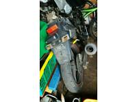 lexmoto xtrs125 SPARES OR REPAIR SOLD PENDING COLLECTION