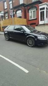 Audi a3 20 litre tdi dsg auto s line