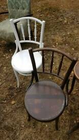 Bentwood Antique Chairs