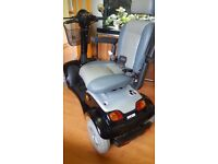 mobility scooter strider maxi class 3 road legal new batteries and serviced