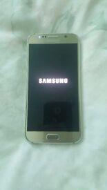 Samsung Galaxy S6 32GB Gold Any Network