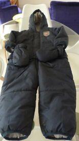Snowsuit 18-24 months