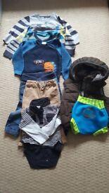 Baby boy 12-18 months bundle, h&m, john lewis etc...