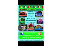 bouncy castles 20+ to choose from