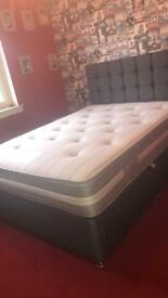 Double bed sale or swap please read add and no time wasters