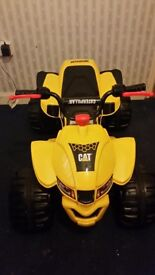 BATTERY OPERATED CHILDS QUAD BIKE
