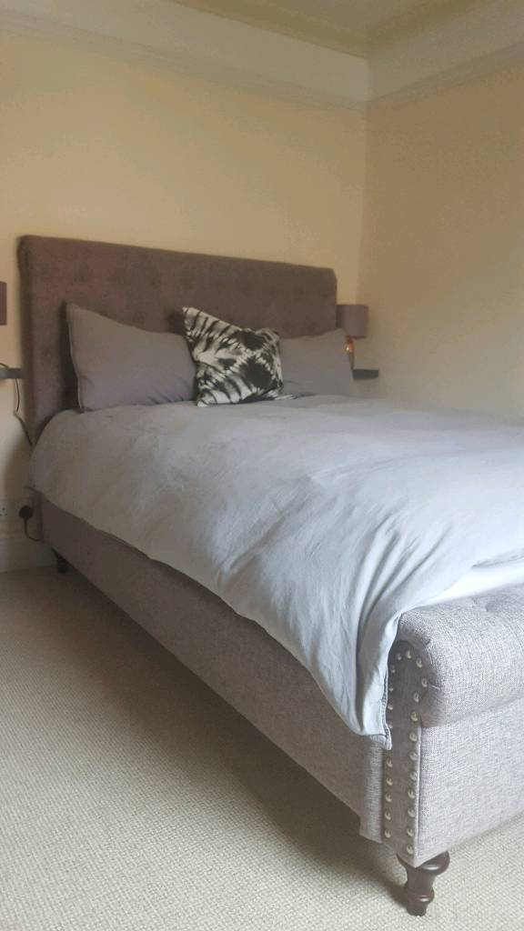Barker And Stonehouse Double Bed