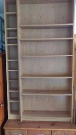 Bookshelf - Never used - Very nice