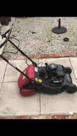 Mountfield petrol lawnmower