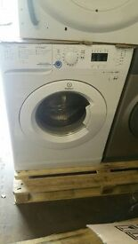 7kg Indesit XWA71451 1400 rpm White A+ Energy Rating