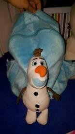 Beautiful Olaf 4D BAG