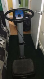 Fat burning/ shaking machine! Brand new never been used in brilliant condition