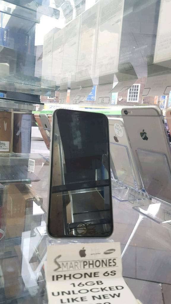 IPHONE 6s 16GB GRADE A UNLOCKEDin Coventry, West MidlandsGumtree - IPHONE 6s 16GB GRADE A UNLOCKED. BUY WITH CONFIDENCE ALL PURCHASES COME WITH RECEIPT AND WARRANTY