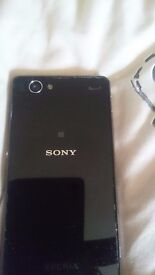 Sony z1 compact phone