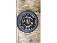 Spare wheel 125/85R16