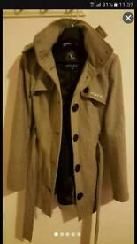 Henleys ladies coat