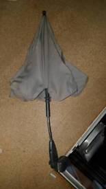Pram/push chair umbrella