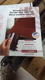 Garage door automatic remote