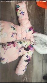 Ted baker coat 12 - 18 months