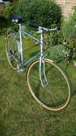 Men's Raleigh Esprit town bike