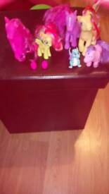 My little pony's