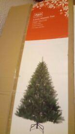 6ft Christmas tree.
