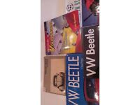 Job Lot Of VW Volkswagen Beetle Books Manuals - Christy Campbell - Paul Wager