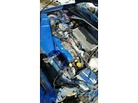 Subaru 54 reg wrx breaking or complete 650