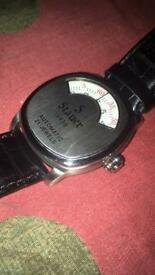 Stauer gents automatic watch