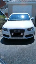 Audi A4 SE TDI. Only 56k
