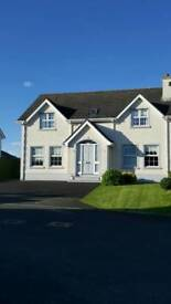 Semidetached house for sale carnlough