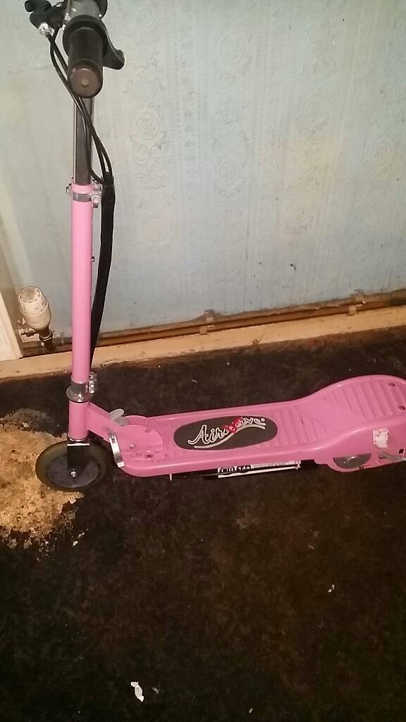 Electric kids scooter