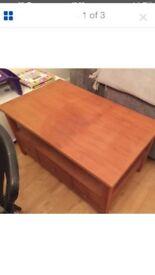 Soldi Oak TV Cabinet/Unit