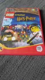 Harry Potter LEGO Creator CD-ROM