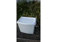 Victorian cistern and toilet base - price reduction on 17 May