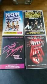 Dance/ Fitness Dvds