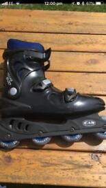 Men's California Advanced Sports 800 In-line Skates Size 11