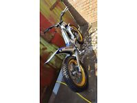 trials bike sherco