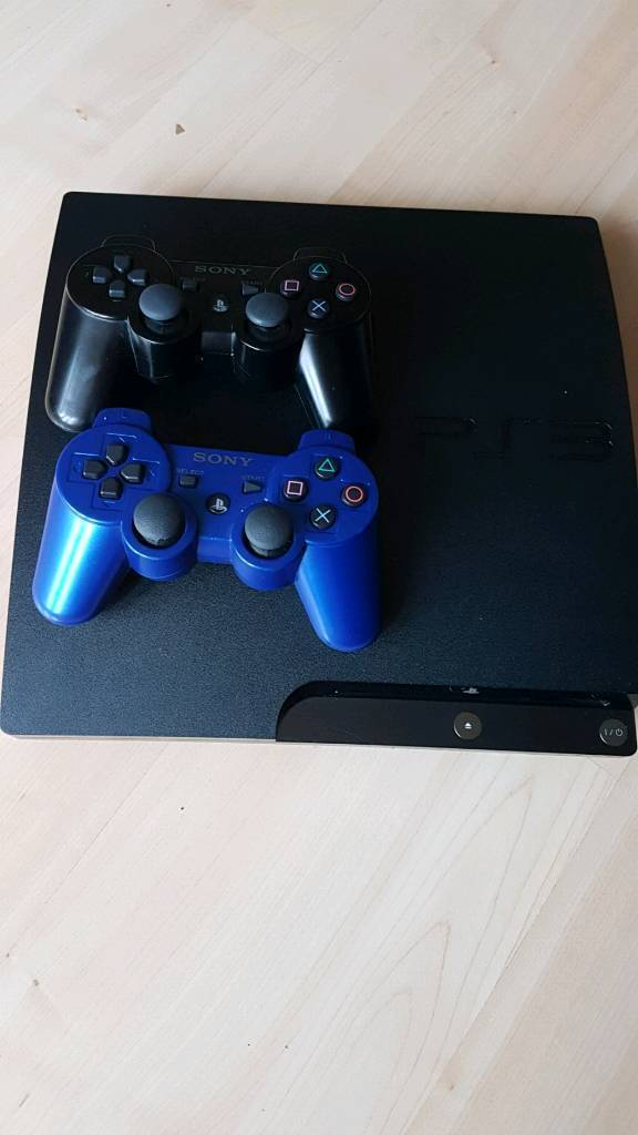 Play station 3 ps3 **232 GB memory**