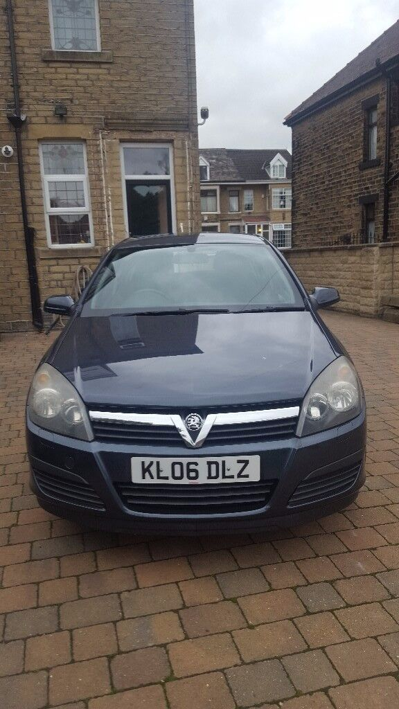 Vauxhall Astra 2006 Club 1.6 TWINPORT Petrol £1200. IDEAL FIRST CAR OR 5 DOOR FAMILY CAR!!