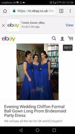 2 Bridesmaid dresses