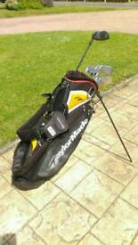 Taylormade r7 cgb golf clubs